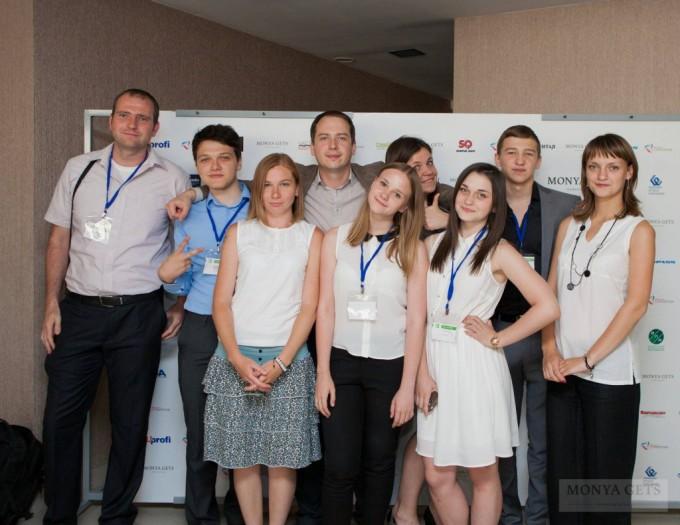 Организаторы бизнес-форума в Харькове 1.07.2014