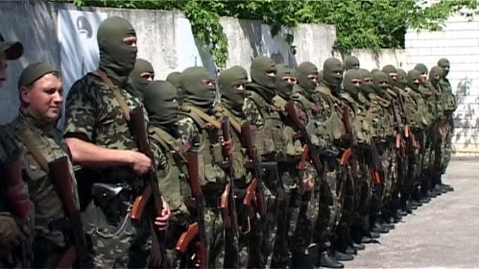 батальоны