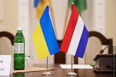 Нидерланд-Украина
