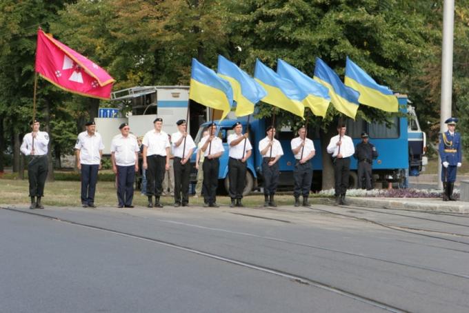 Церемония поднятия Государственного Флага-02