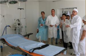 нидерландские военные медики в Изюме-03