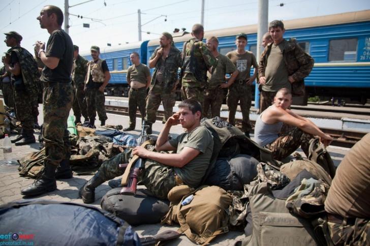 солдаты в ЗП-05