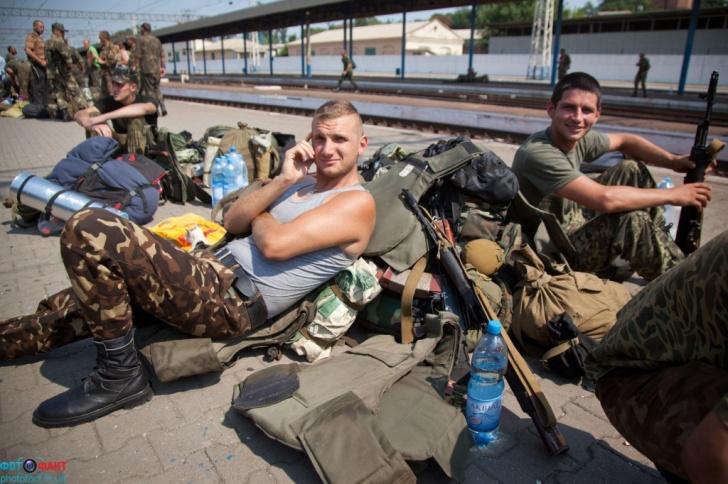 солдаты в ЗП-07