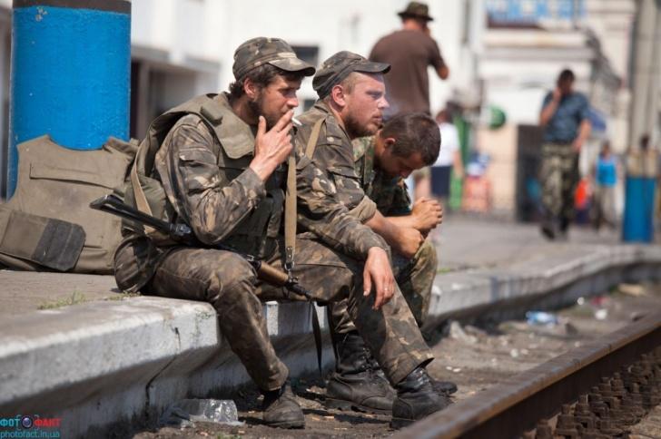 солдаты в ЗП-08