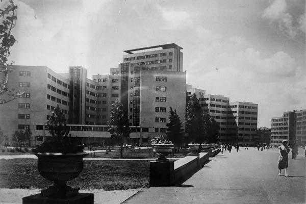 Дом проектов в 1930-е