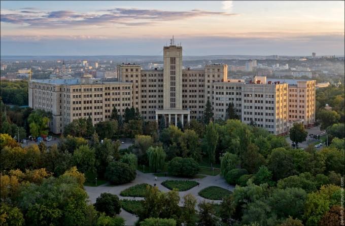 Главный корпус ХНУ им. В.Н. Каразина
