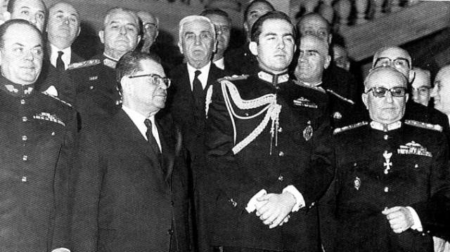 Греческая Хунта черных полковников