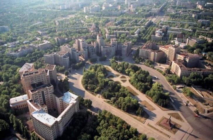 Каразина-Госпром-Говорово