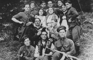 Украинские повстанцы