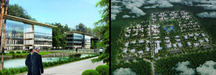 инновационный парк «BIONIC Hill»
