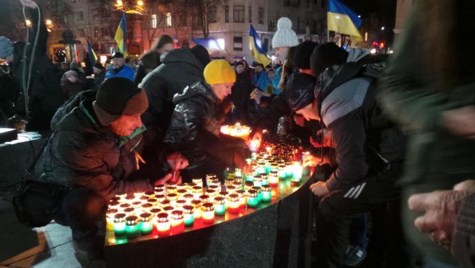 Годовщина Майдана-01