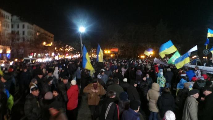 Годовщина Майдана-04
