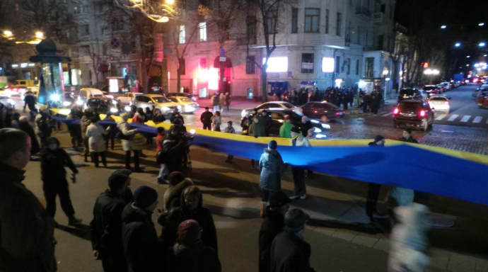 Годовщина Майдана-05