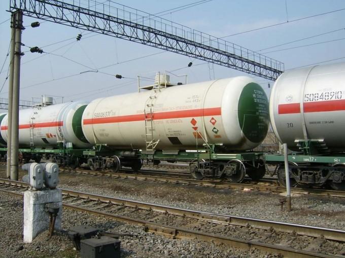 В Харькове взорвалась цистерна