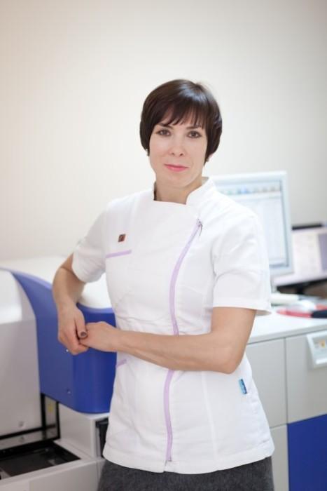 Директор Медицинского центра здоровья (Харьков) Нина Мезенцева