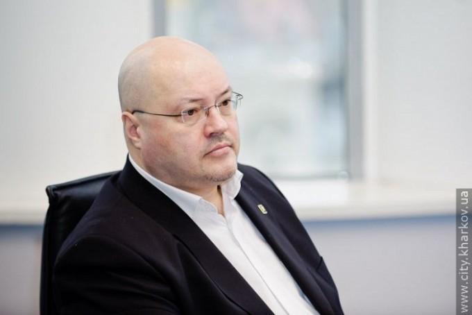 директор КП «Жилкомсервис» Александр Яковлев