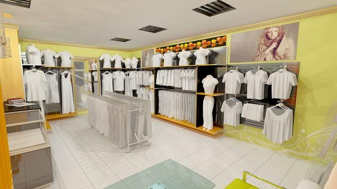 Магазин одежды Харькова