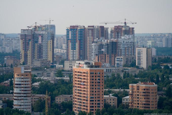 Новостройки в Харькове
