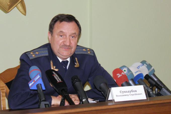 Владимир Суходубов