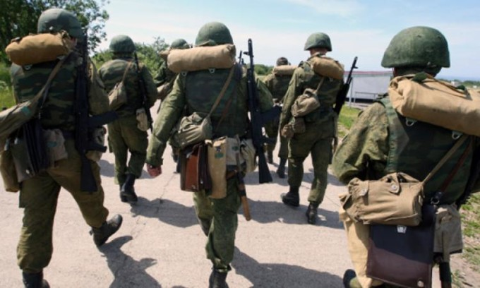 Многие харьковчане не хотят идти на войну, поэтому срывают план по мобилизации