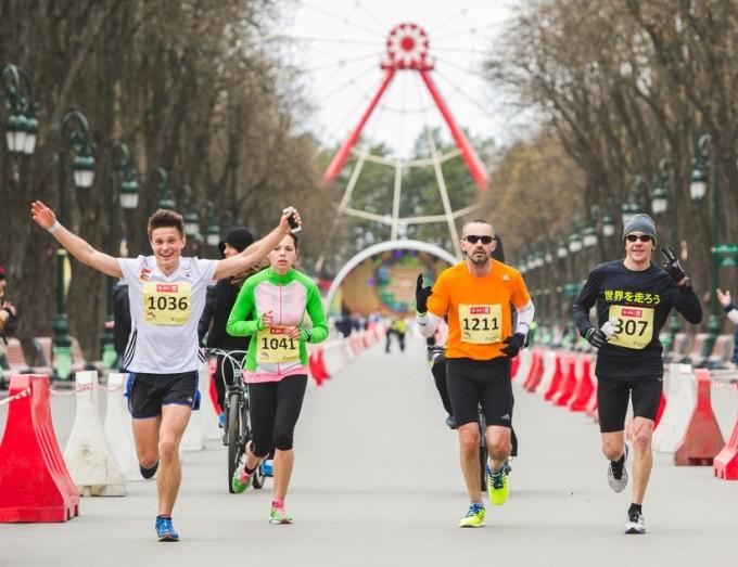 Харьковский марафон