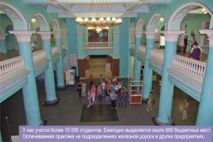 Украинский государственный университет железнодорожного транспорта