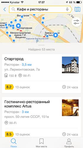 Яндекс.Город