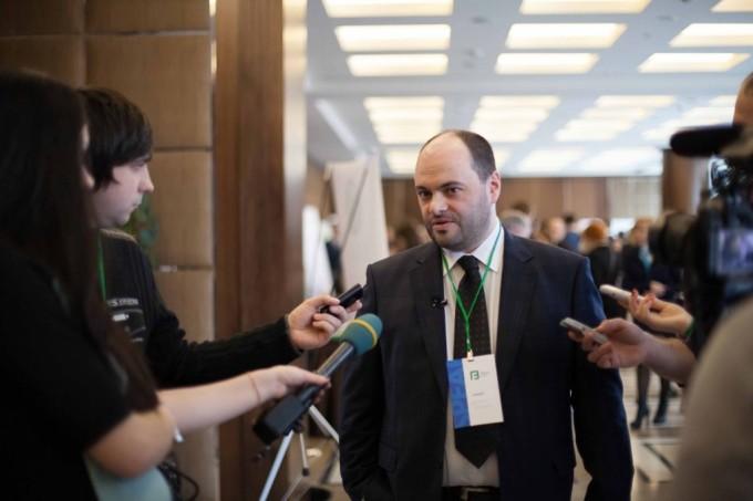 Гагаркин Михаил, и.о. начальника ГУ Государственной фискальной службы в Харьковской области