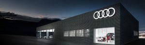 Автосалон Ауди Центр Харьков Восток, официальный дилер Audi в Харькове
