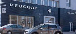 Автосалон Авто Граф Ф, официальный дилер Peugeot