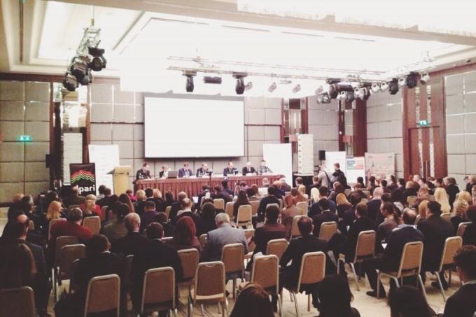 Второй международный бизнес-форум 2015