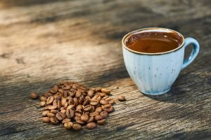 чашка кофе, гадание на кофе