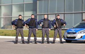 Кратос, Группа охранных компаний