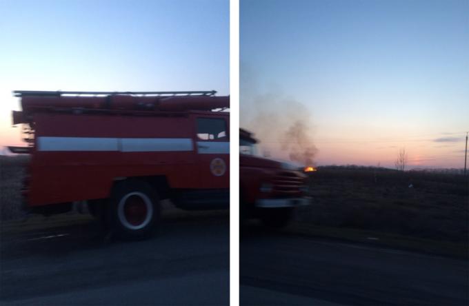пожар на поле-2