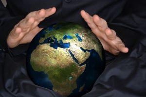 земной шар, гадание