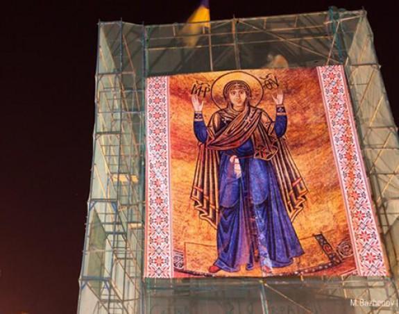 Баннер Богоматери