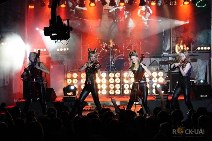 Симфонический рок-концерт «Symfomania»