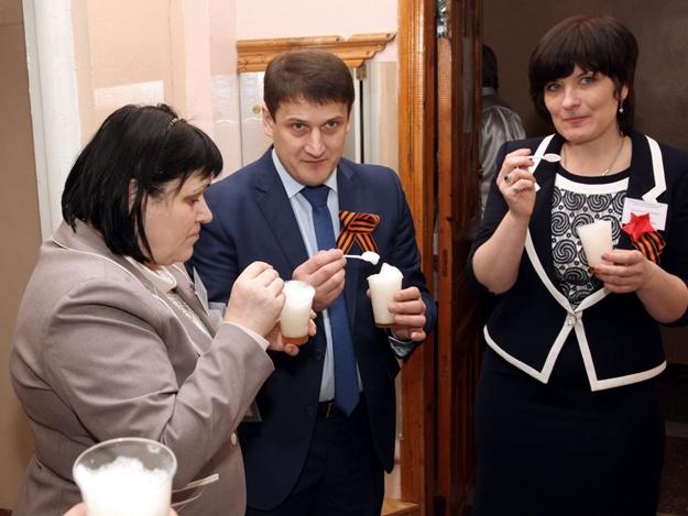 Директор и завуч школы №136 в Белгороде