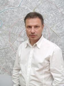 Архитектор Юрий Спасов