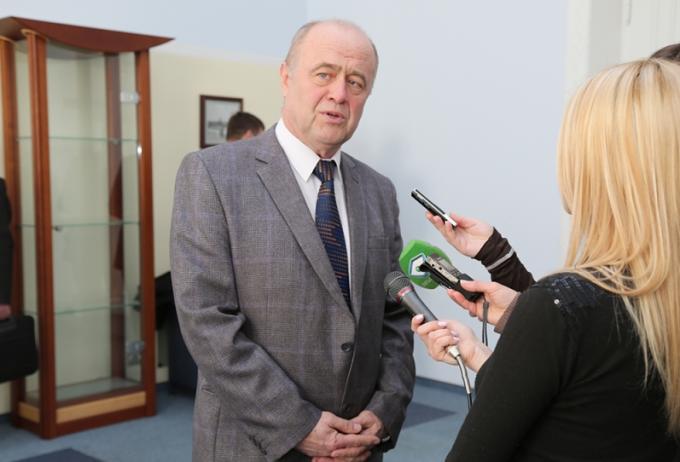 Александр Сидоренко. Фото: пресс-служба ХОГА.