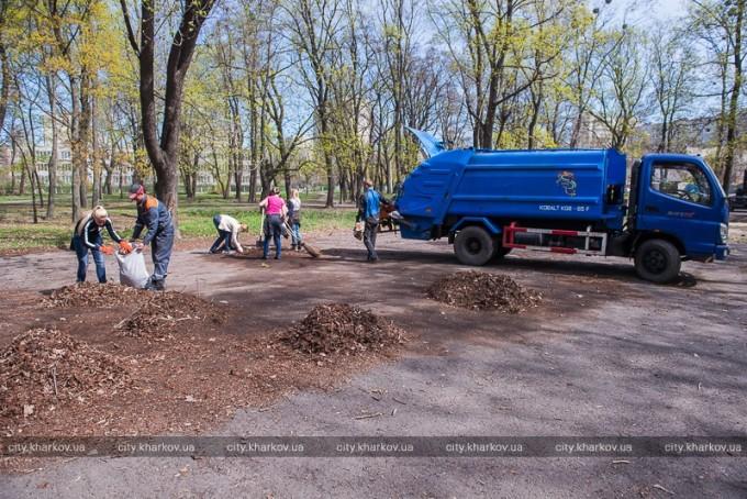 Фото: пресс-служба Харьковского горсовета.