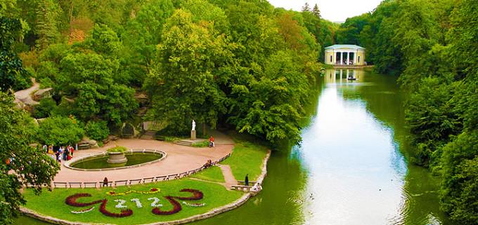Софиевка: один из красивейших парков Европы