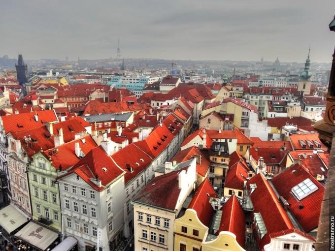 """""""Найди кондиционер"""". Уровень """"Hard"""" - Прага."""