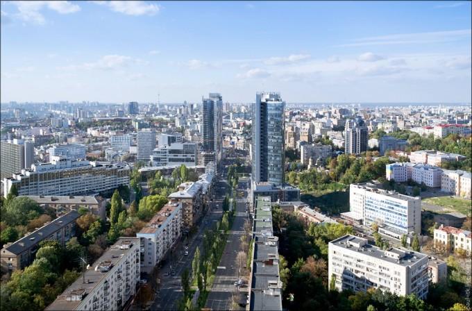 Высотный Киев