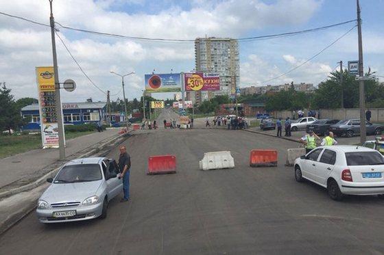 протест_клочковская