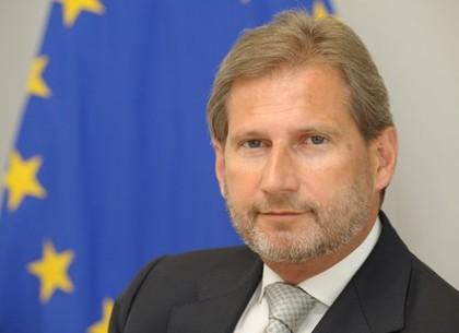 еврокомиссар Хан