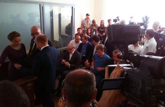 суд над Кернесом Полтава 26.08