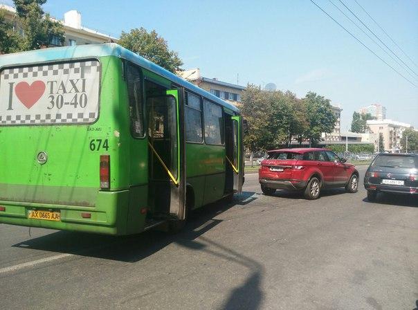 дтп на пр Ленина