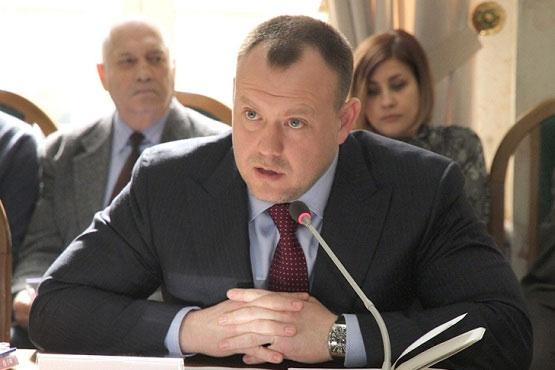 Черняк - новый зам губернатора