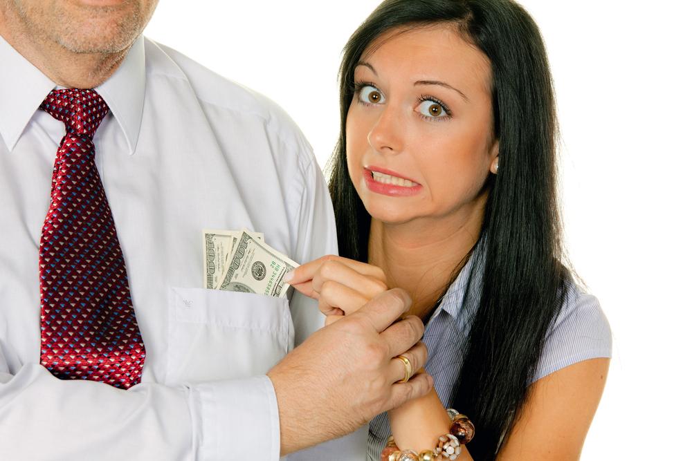 Ради денег знакомство